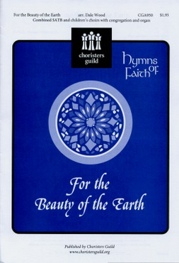 For the Beauty of the Earth (arr. Wood)