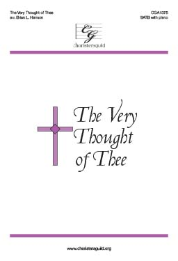 The Very Thought of Thee (Digital Download Accompaniment Track)