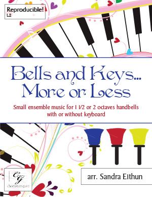 Bells and Keys...More or Less (Digital Score)