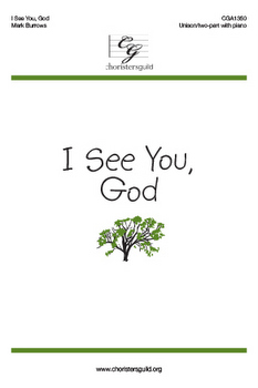 I See You, God (Digital Download Accompaniment Track)