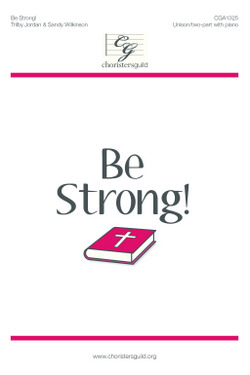 Be Strong! (Digital Download Accompaniment Track)