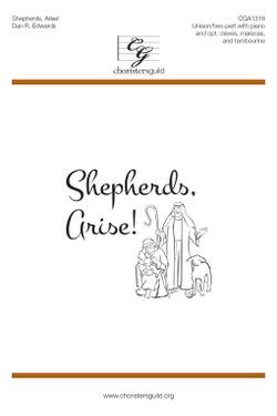 Shepherds, Arise! (Digital Download Accompaniment Track)