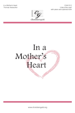 In a Mother's Heart (Digital Download Accompaniment Track)