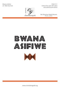 Bwana Asifiwe (Digital Download Accompaniment Track)