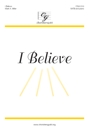 I Believe (Digital Download Accompaniment Track)