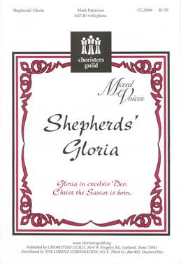 Shepherds' Gloria