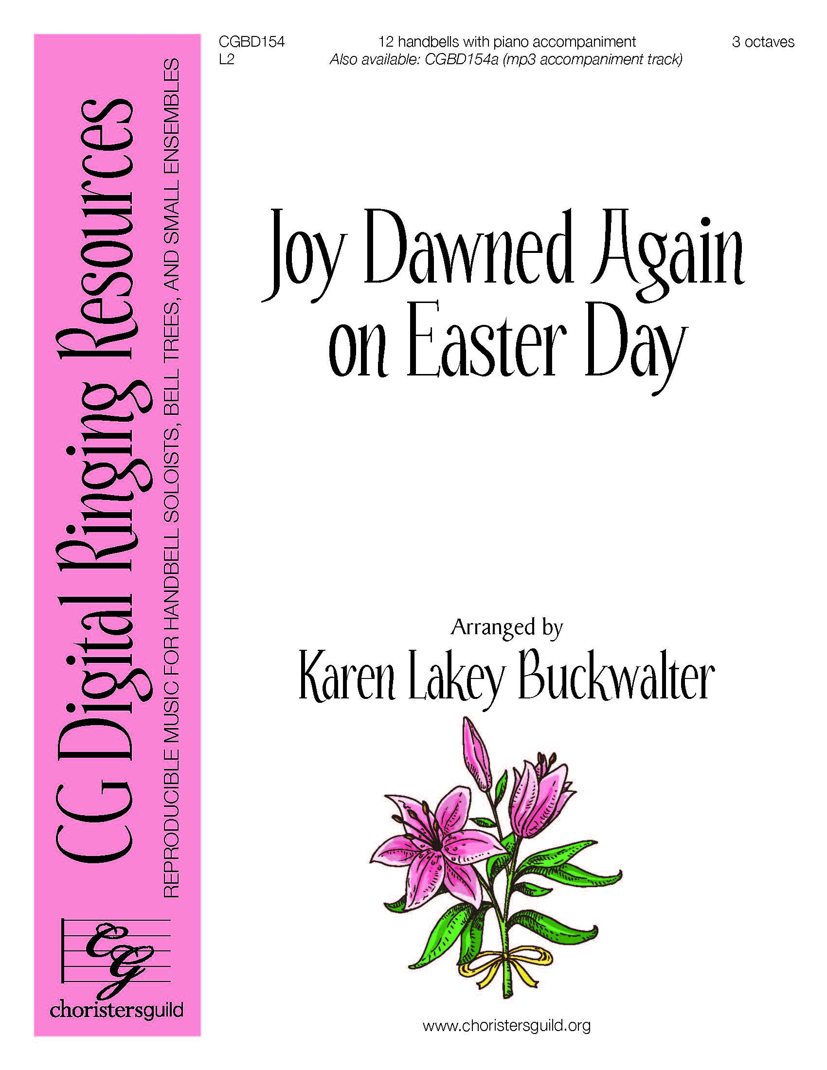 Joy Dawned Again on Easter Day - 12 bells