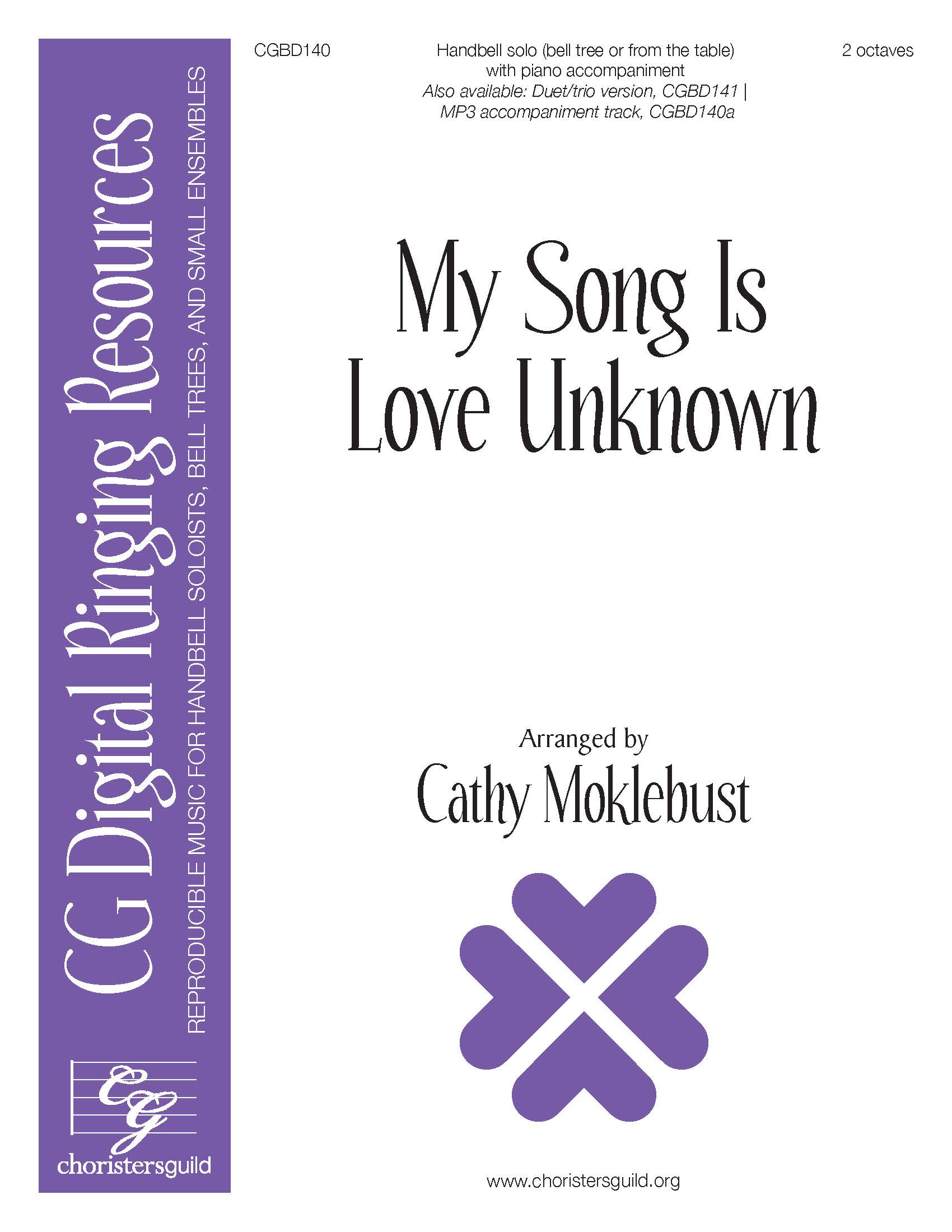 My Song is Love Unknown - Solo (2 octaves)
