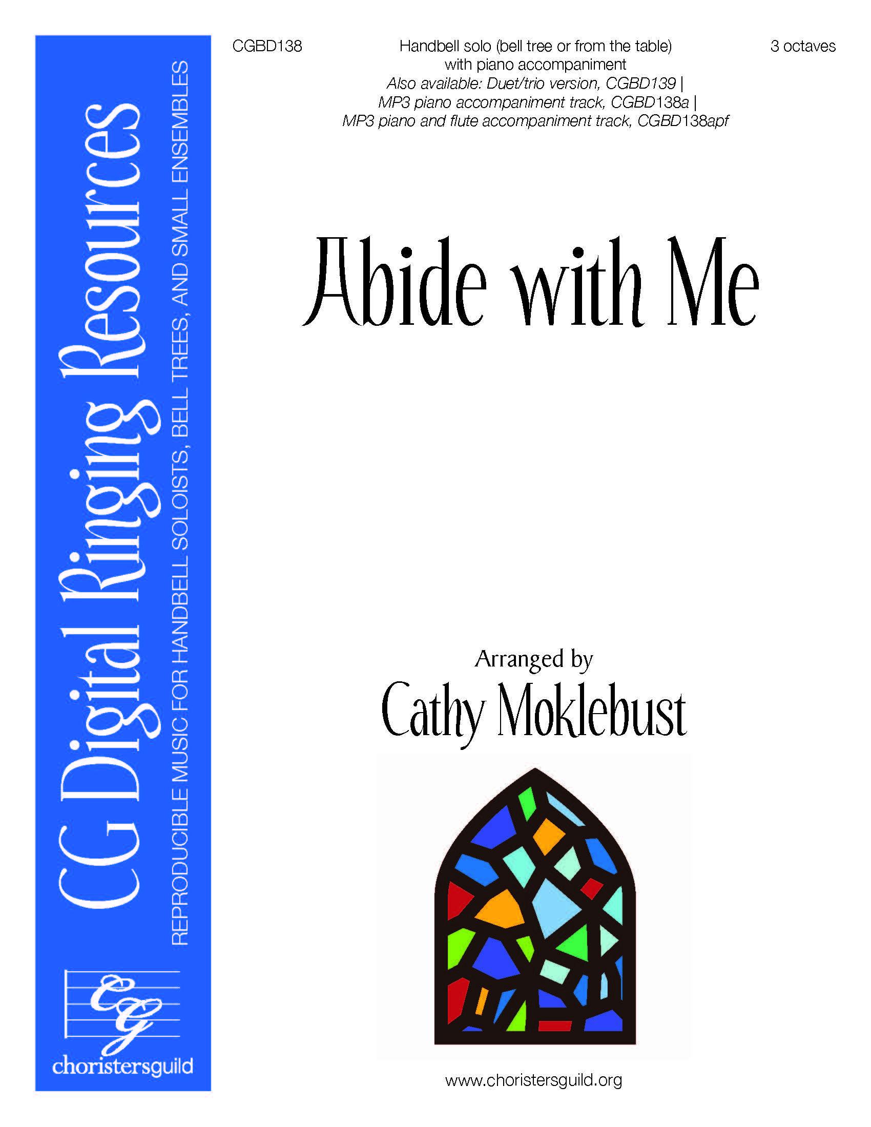 Abide with Me - Digital Piano Accompaniment Track