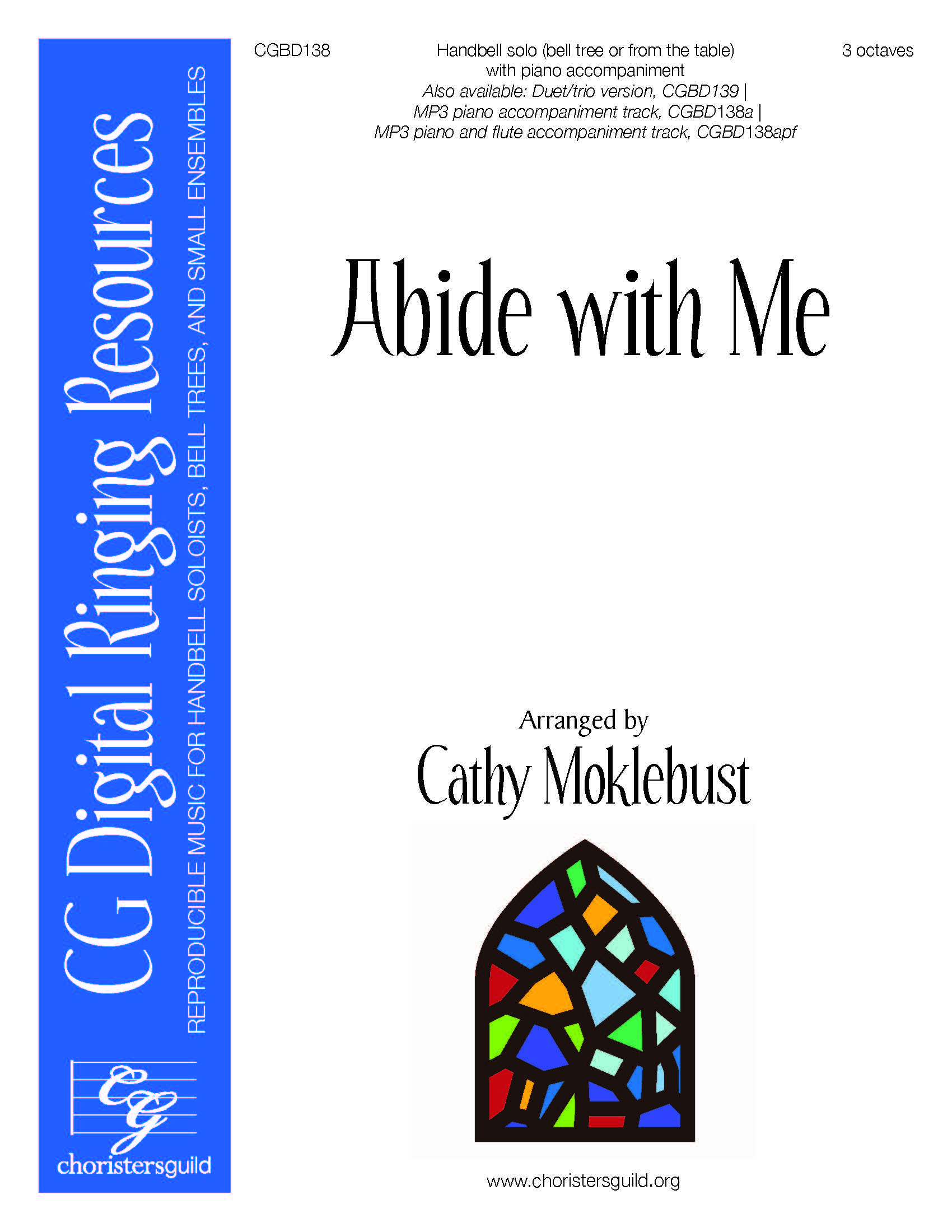 Abide with Me - Digital Piano and Flute Accompaniment Track