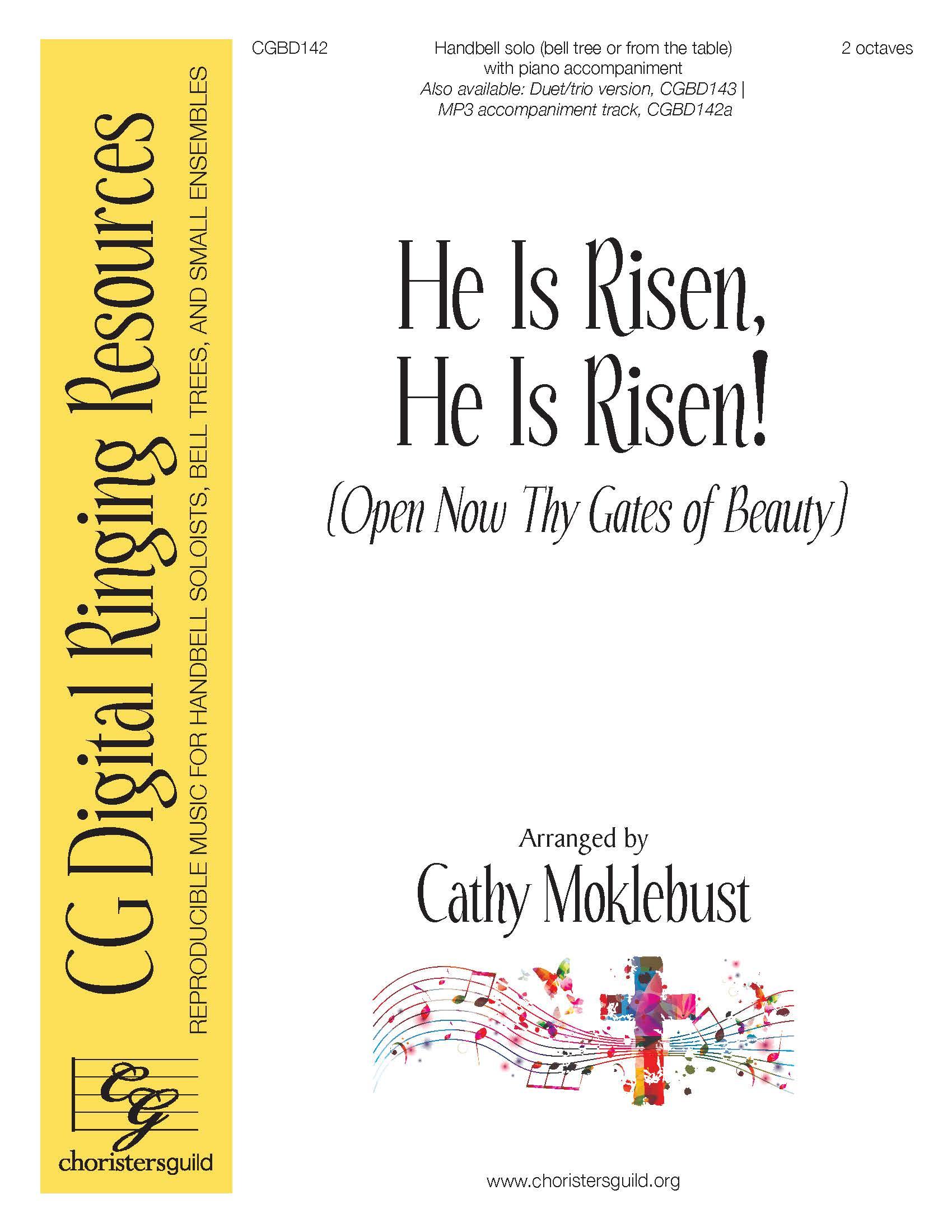 He is Risen, He is Risen! - Digital Accompaniment Track