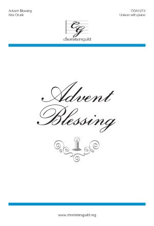 Advent Blessing (Digital Download Accompaniment Track)