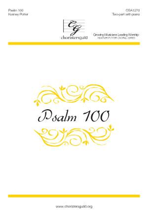 Psalm 100 (Digital Download Accompaniment Track)
