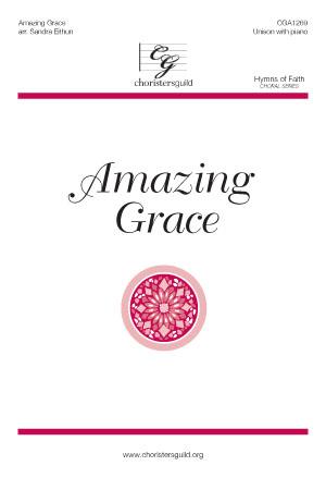 Amazing Grace (Digital Download Accompaniment Track)