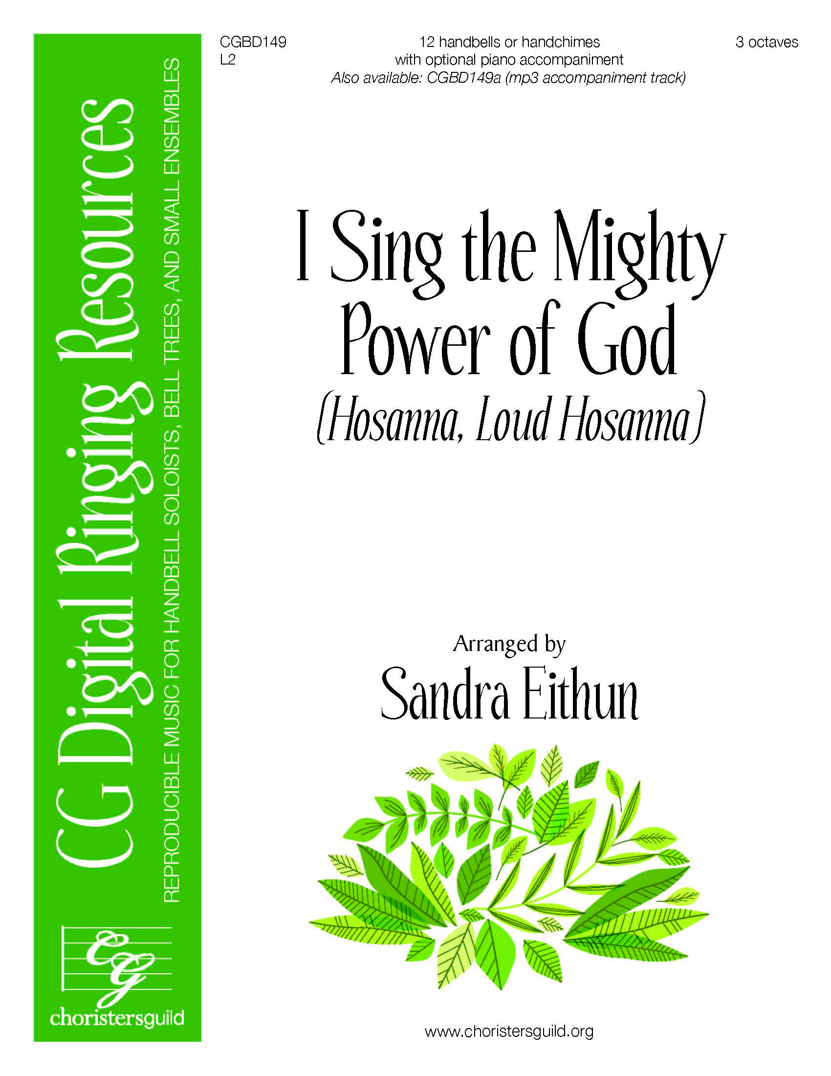 I Sing the Mighty Power of God - 12 bells