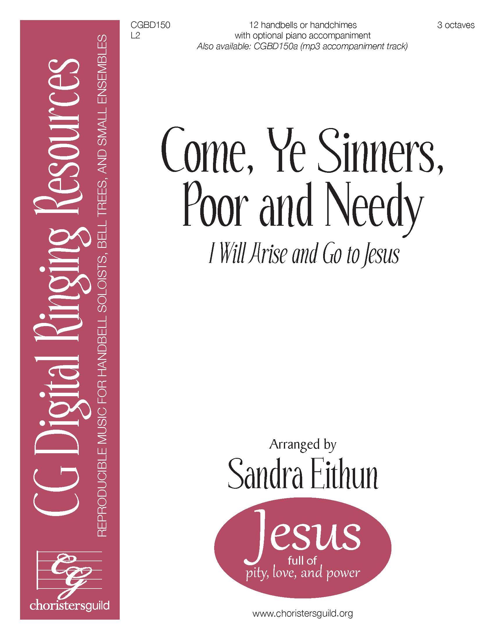 Come, Ye Sinners, Poor and Needy - 12 bells