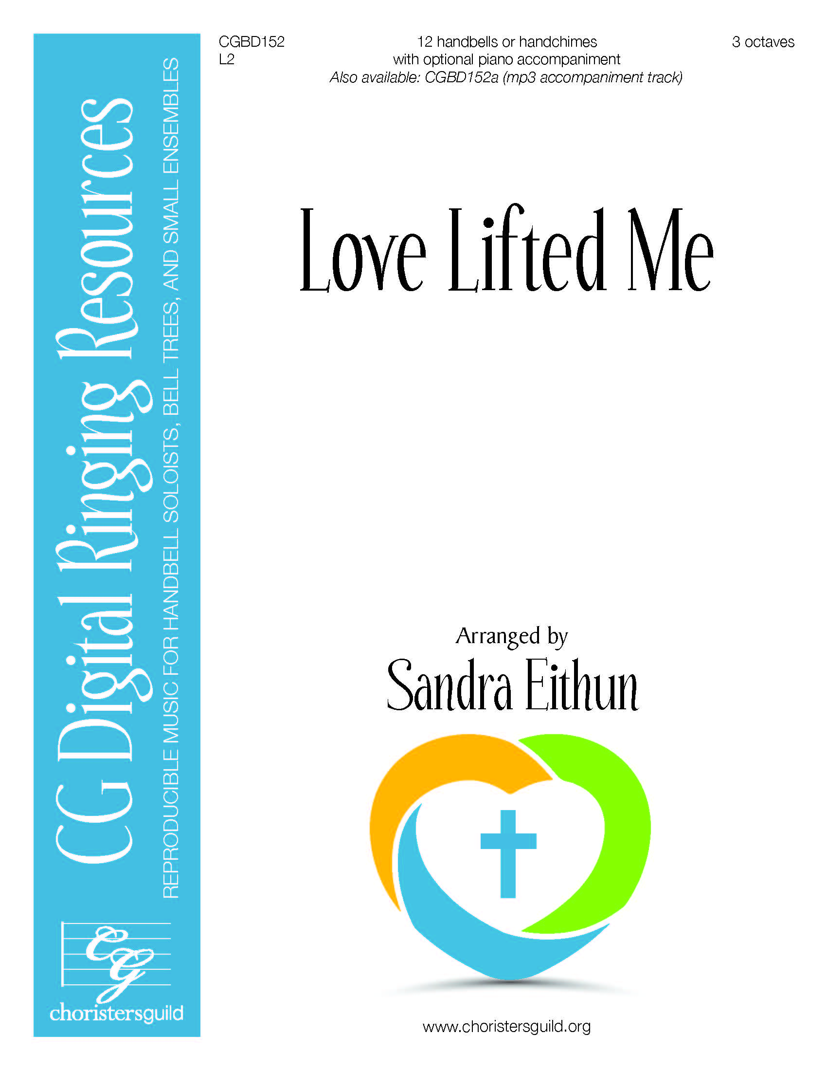 Love Lifted Me - 12 bells
