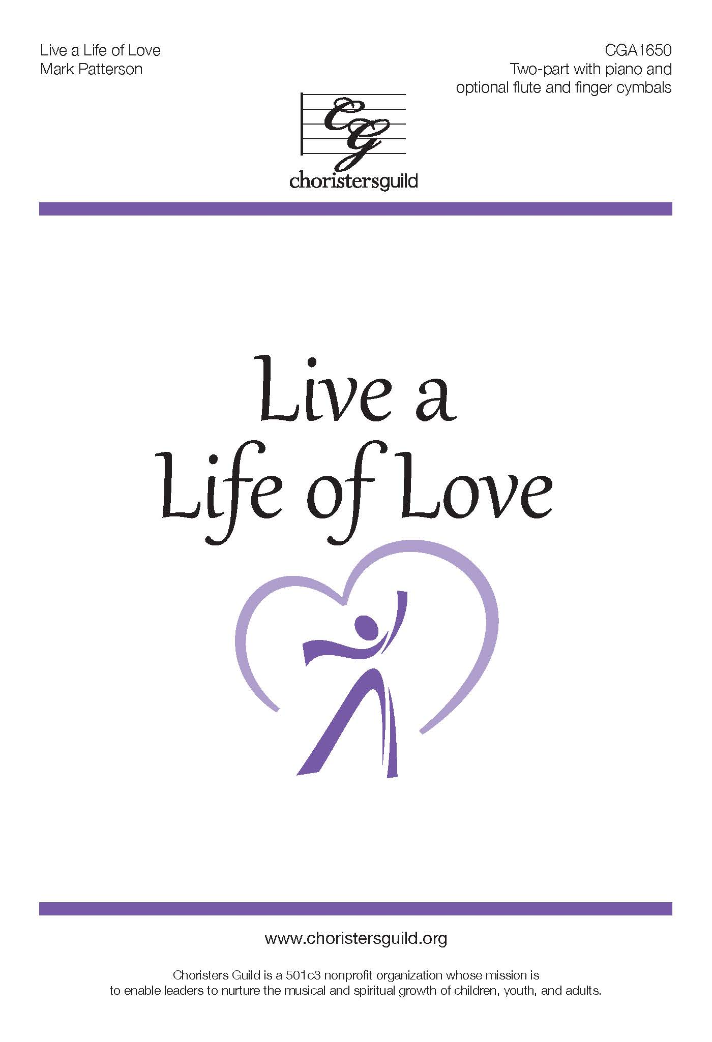 Live a Life of Love - Two-part