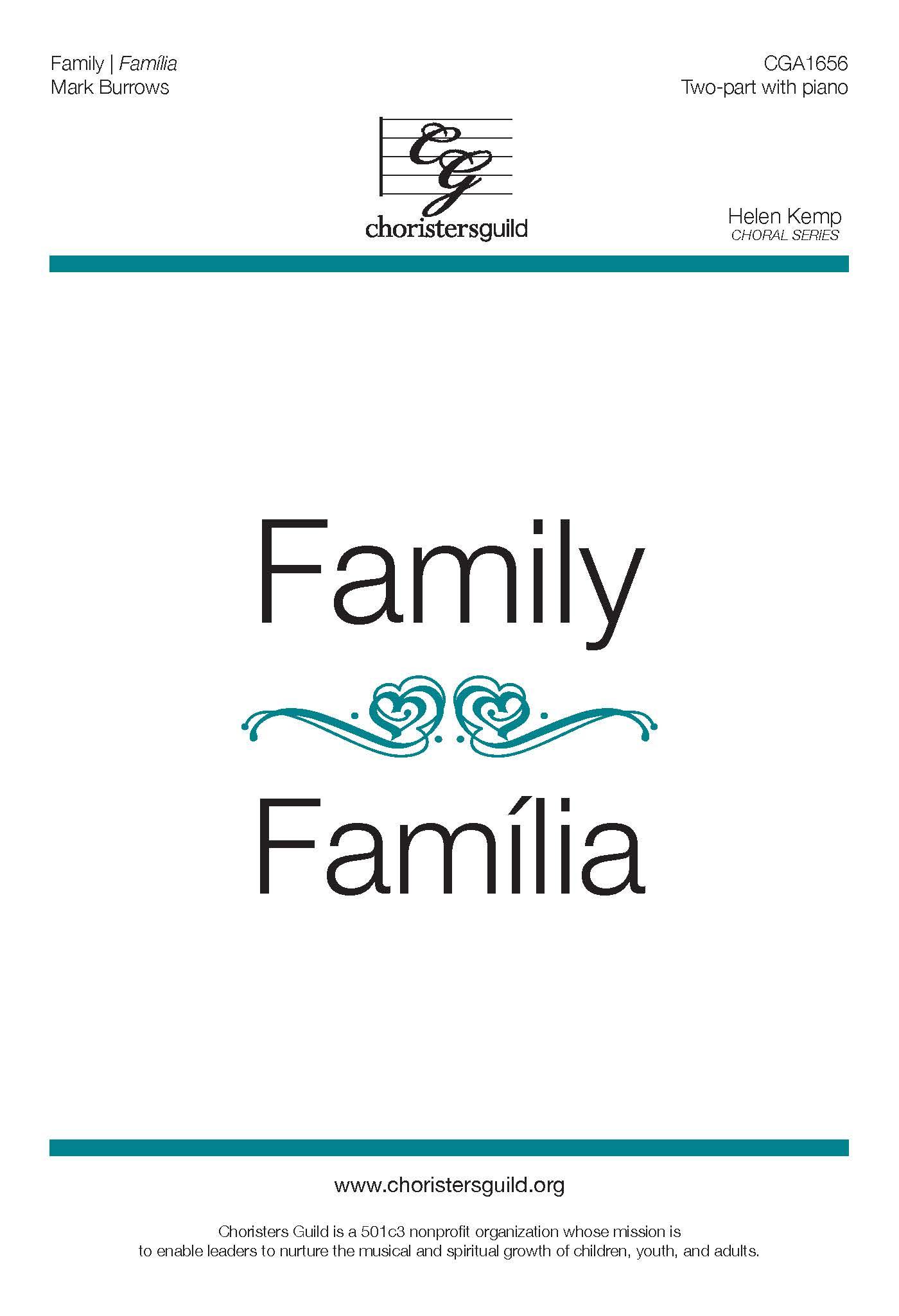 Family/Familia - Two-part