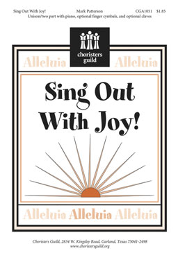 Sing Out With Joy