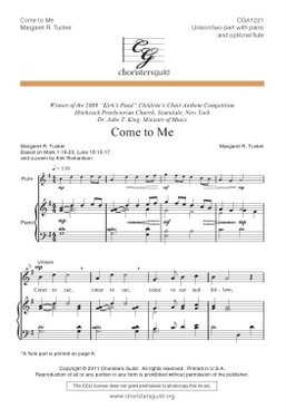 Come to Me (Digital Download Accompaniment Track)