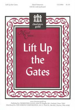 Lift Up the Gates