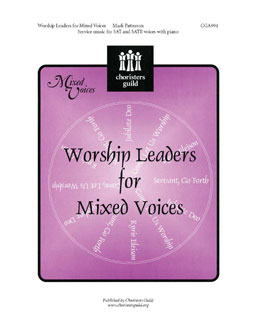 Worship Leaders for Mixed Voices