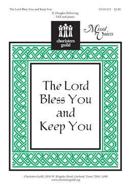 The Lord Bless You and Keep You (Accompaniment Track)
