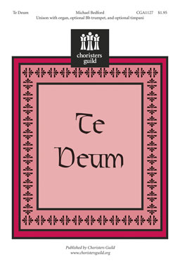 Te Deum (Accompaniment Track)