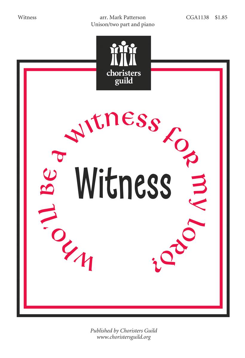 Witness Accompaniment Track