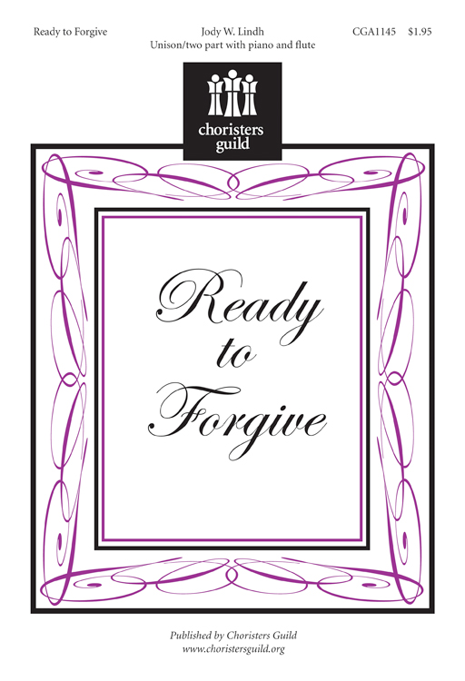 Ready to Forgive Accompaniment Track
