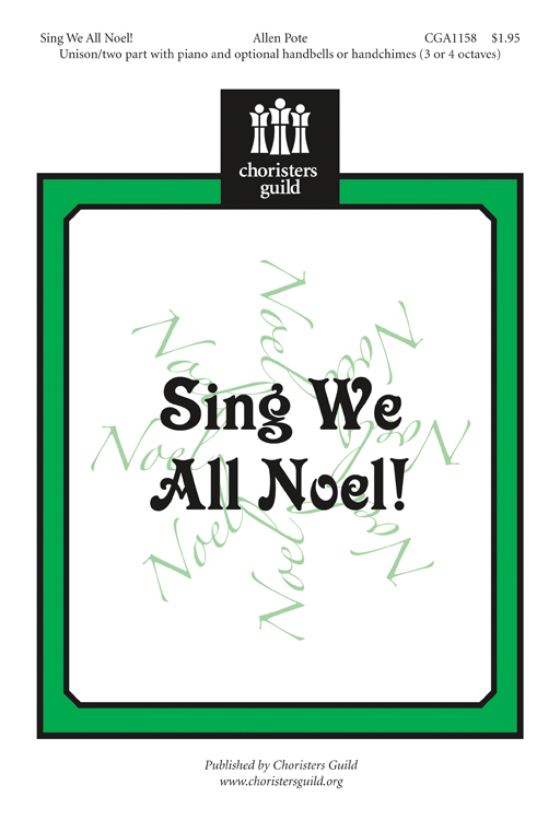 Sing We All Noel! (Accompaniment Track)