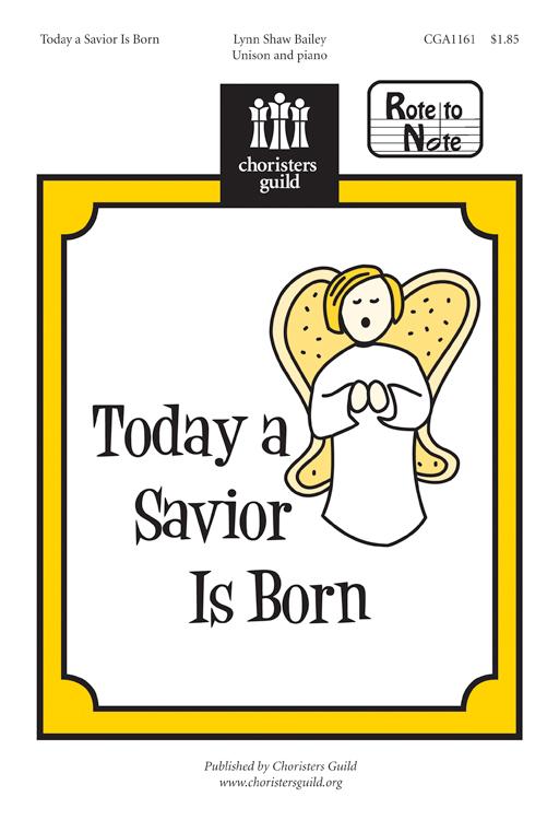 Today a Savior Is Born (Accompaniment Track)