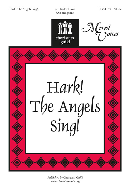 Hark! The Angels Sing! (Accompaniment Track)