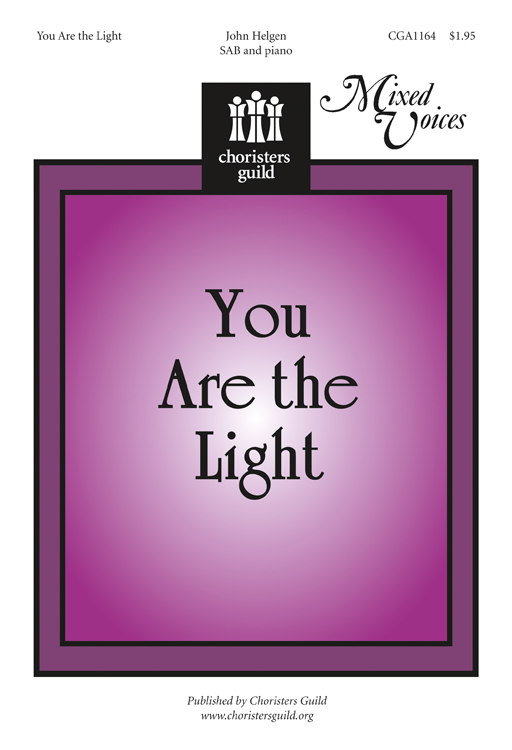 You Are the Light (Accompaniment Track)