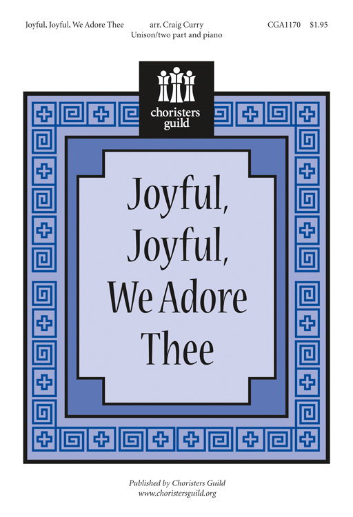 Joyful, Joyful, We Adore Thee (Accompaniment Track)