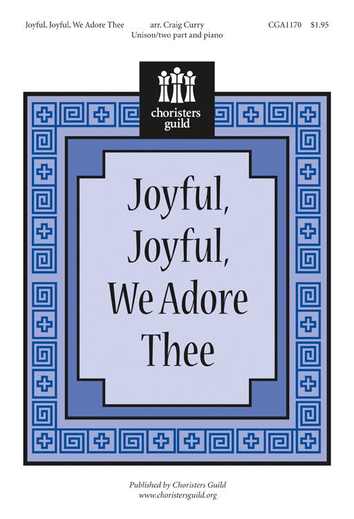 Joyful, Joyful, We Adore Thee Accompaniment Track