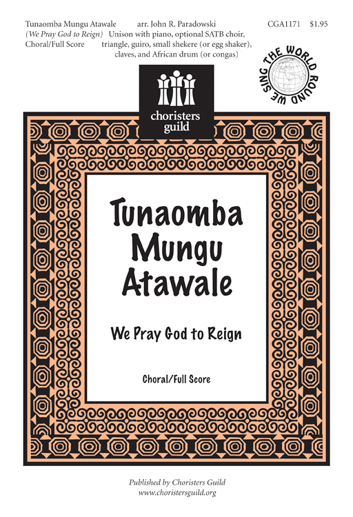 Tunaomba Mungu Atawale We Pray God to Reign (Accompaniment Track)