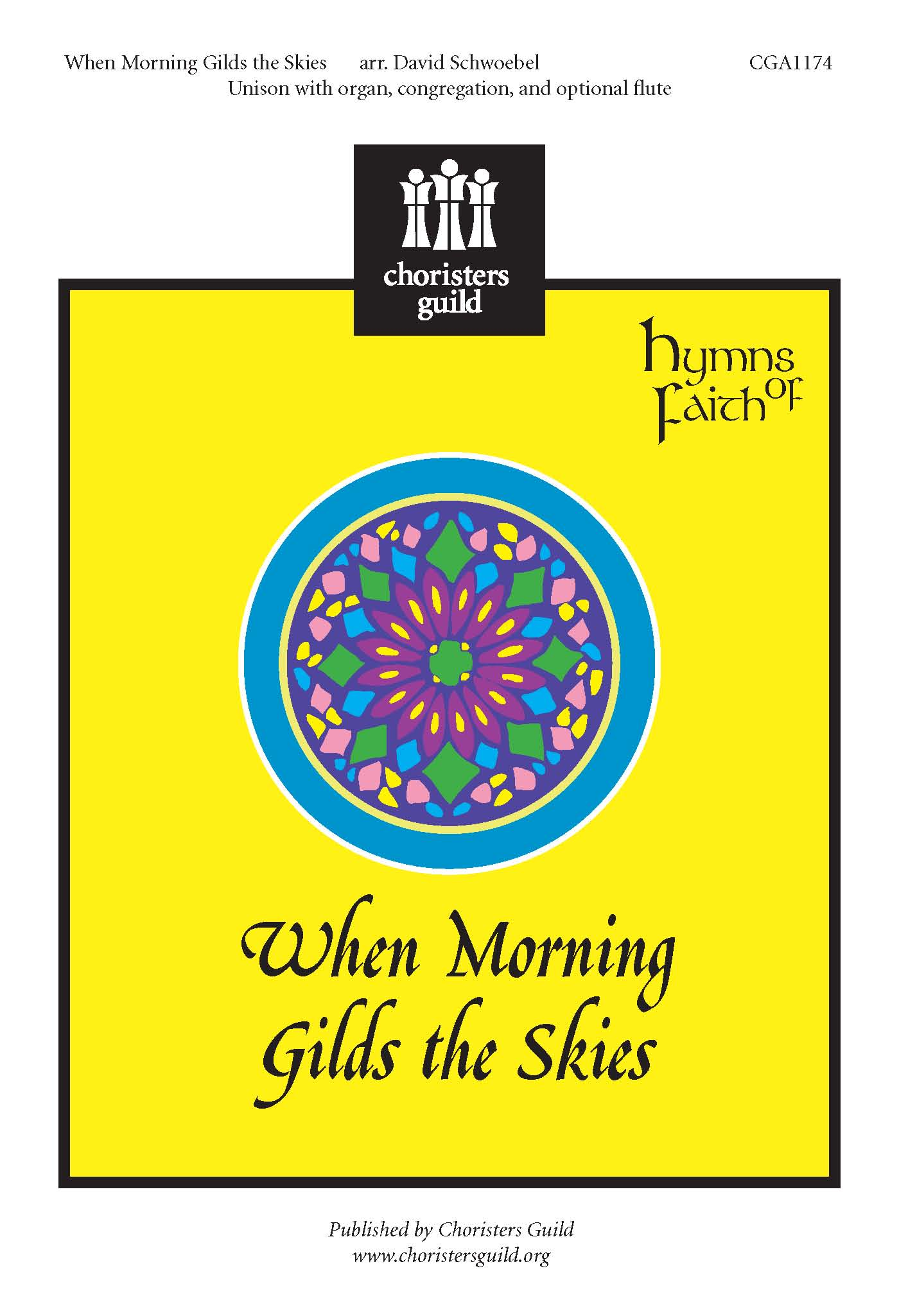 When Morning Gilds the Skies Accompaniment Track