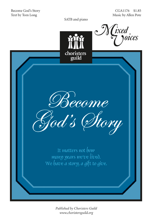 Become God's Story (Accompaniment Track)