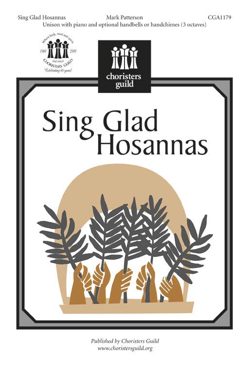 Sing Glad Hosannas Accompaniment Track