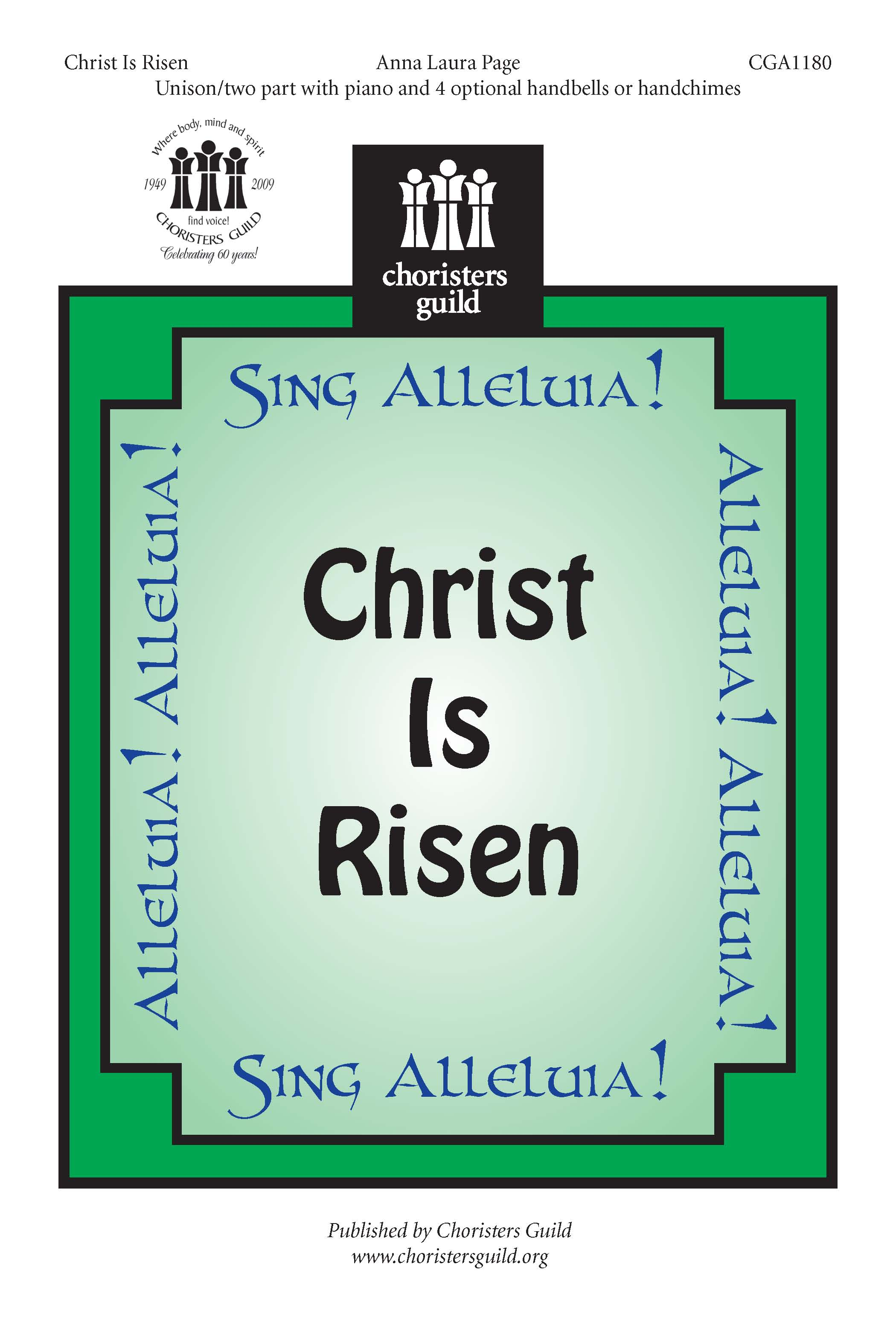 Christ Is Risen (Accompaniment Track)