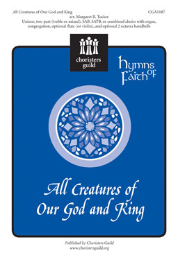All Creatures of Our God and King (Accompaniment Track)
