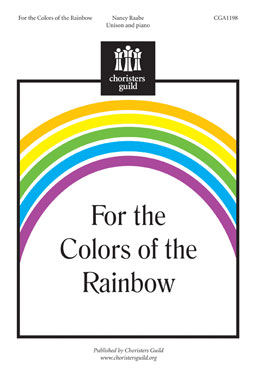 For the Colors of the Rainbow - Accompaniment Track