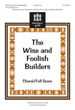 The Wise and Foolish Builders Accompaniment Track