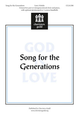 Song for the Generations Accompaniment Track