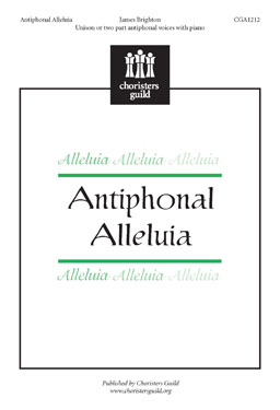 Antiphonal Alleluia Accompaniment Track