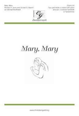 Mary, Mary Accompaniment Track