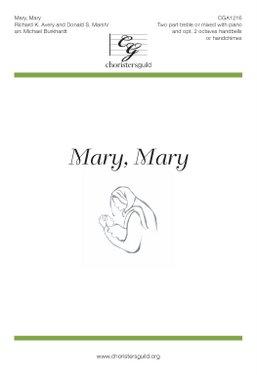 Mary, Mary Accompaniment Track
