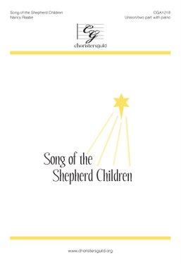 Song of the Shepherd Children Accompaniment Track